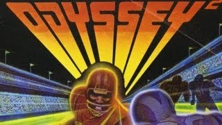 Classic Game Room - FOOTBALL! review for Magnavox Odyssey 2