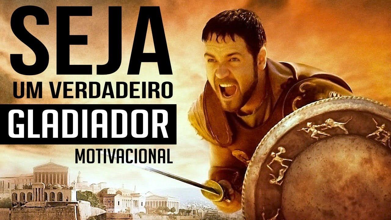 O Gladiador Video Motivacional Para Se Emocionar Cenas Do Filme