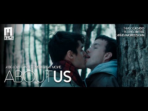 ABOUT US (SOBRE NOS) - [INTERNATIONAL TRAILER] -  [Brazilian Gay/LGBT Feature Film]