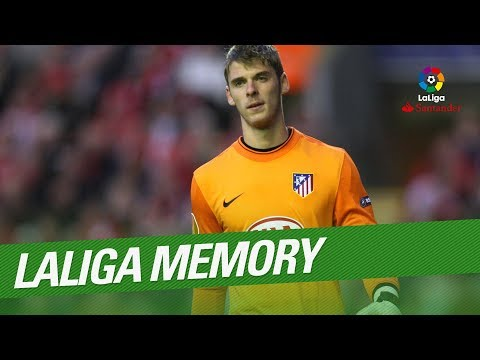 LaLiga Memory: De Gea Best Saves