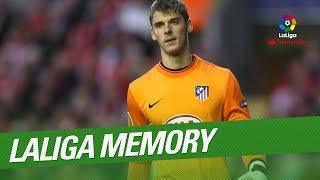 LaLiga Memory De Gea Best Saves