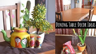 Dining Table Decor Ideas For This Festive Season Indian Home Decor Ideas Scarlet Strokes Youtube