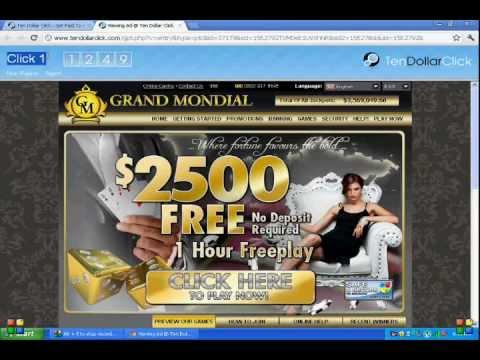 Earn money Ten Dollar Click