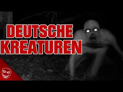 Die 10 Gruseligen Kreaturen Und Monster Aus Deutschland!