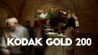 Kodak Gold 200 | Slow Film Speed Lesson