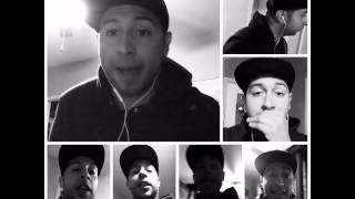 Heard em say by Kanye West featuring Adam Levine a cappella version by Lorenzo Alviso