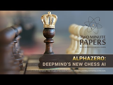 AlphaZero: DeepMind's New Chess AI | Two Minute Papers #216