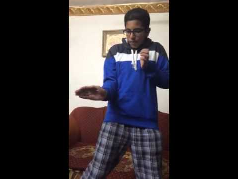 Dubstep dance -arab dance