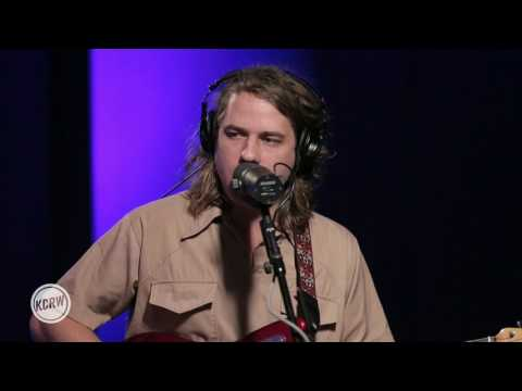 Kevin Morby performing