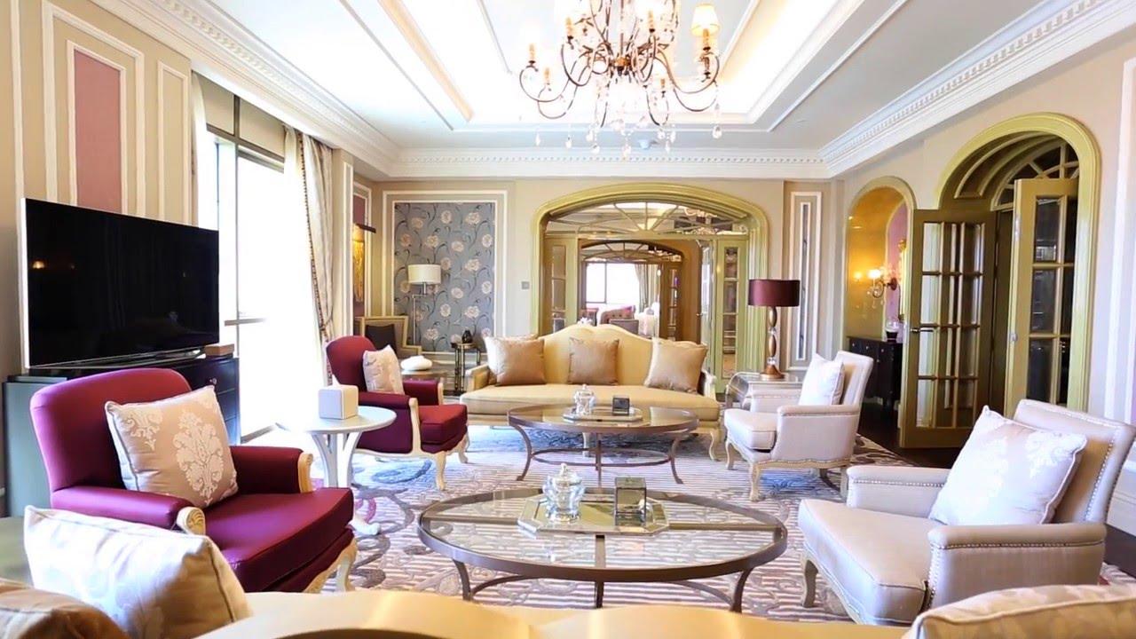 St Regis Dubai Royal Suite