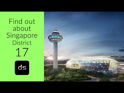 SG50 - Find out about Singapore District 17 - Changi, Loyang