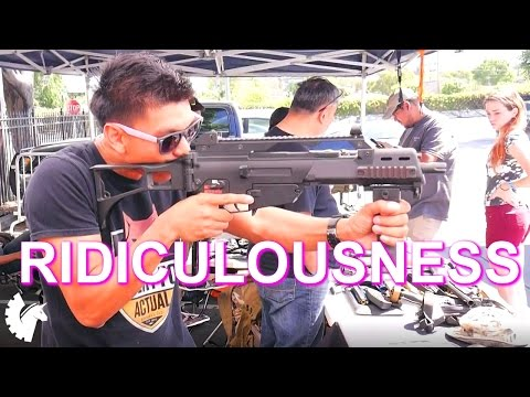 All kinds of firsts at the Evike Trading Post (Feat. Jet DesertFox & Femme Fatale Airsoft)