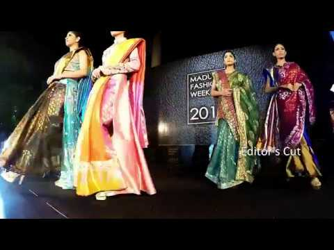 Madurai Fashion Week 2017