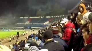 15 10 2016 факел воронеж динамо москва фанаты