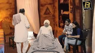 Taye Di Selfi Bulland TV II   Most Funny Punjabi Clips