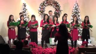"""""""Đêm Nay Đây"""" - Ca Đoàn Hội Thánh 12/22/2013"""