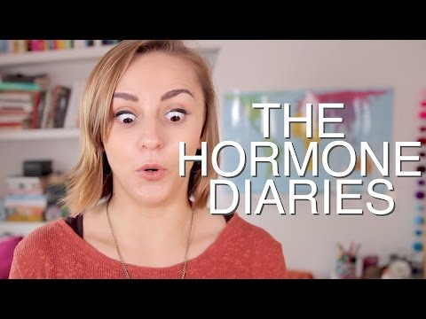 My First Smear Test! | The Hormone Diaries Ep. 5 | Hannah Witton