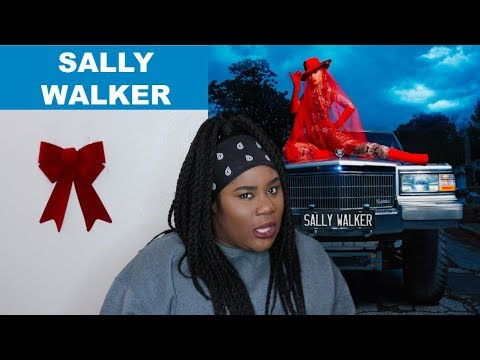 Iggy Azalea – Sally Walker |REACTION|