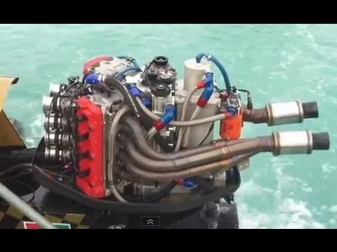 Formula One, Abu Dhabi - Hartley Enterprises Hayabusa H1 V8 (3)