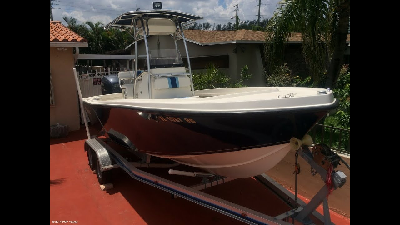 UNAVAILABLE Used 1988 Mako 21 Center Console In Hialeah