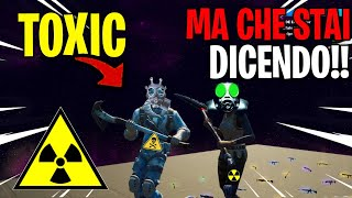 Incontro i 2 player più TOXIC di fortnite