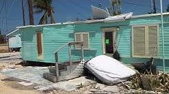Irma aftermath Marathon Florida Ocean breeze community