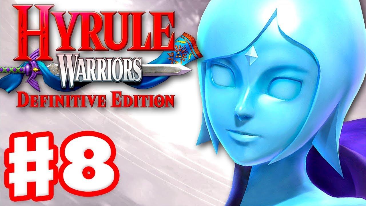 Helping Fi At Skyloft Hyrule Warriors Definitive Edition Gameplay Walkthrough Part 8 Youtube