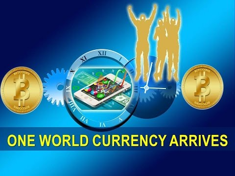 One World Currency Arriving