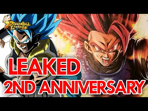 LEAKED 2ND ANNIVERSARY UNIT! SSG Shallot Confirmed | Dragon Ball Legends News