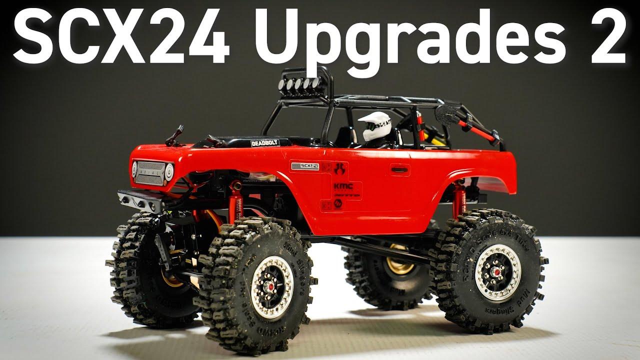 Best SCX24 Upgrades & Accessories - Part 2