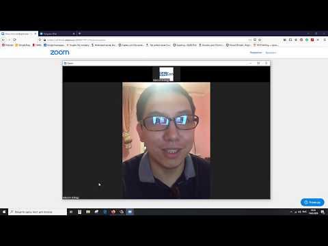 Платформа для онлайн обучения ZOOM. Tutorial