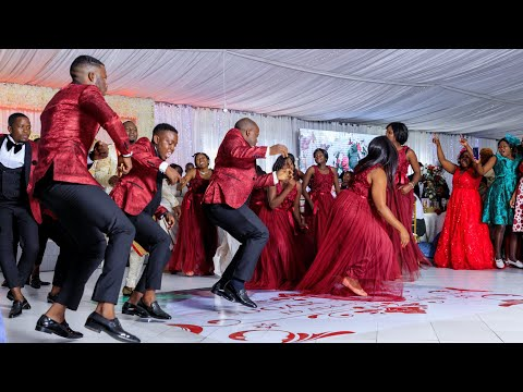 'Naija Songs' Bridal Team Dances