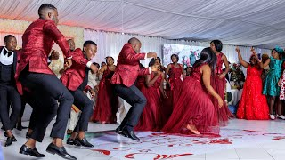 Naija Bridal Team Dances