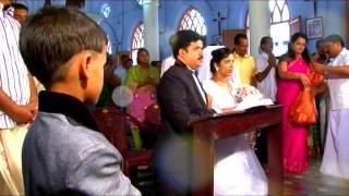 Indian, Kerala Catholic ( Syro Malabar ) Wedding video...
