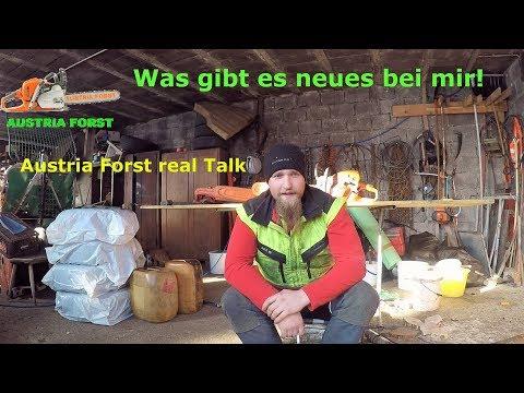 Was gibt es neues bei mir! Wochen Update Austria Forst real Talk