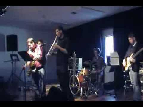 Johnnie B. & The Goods - Drown in My Own Tears (Camera Angle 1)