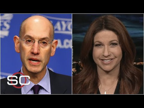 The NBA should be commended for its quick action on coronavirus - Rachel Nichols | SportsCenter