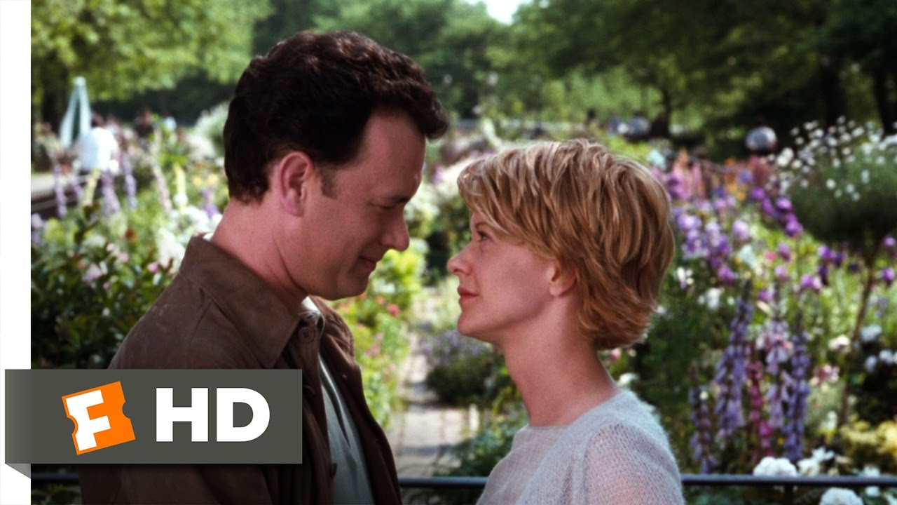 Youve Got Mail 55 Movie Clip I Wanted It To Be You 1998 Hd