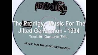 The Prodigy - One Love (Edit)