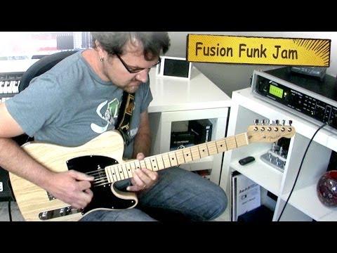 Inspired Fusion Funk Jam