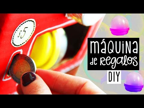 Make your own GIFT VENDING MACHINE! / DIY ✄ Craftingeek from YouTube · Duration:  7 minutes 21 seconds