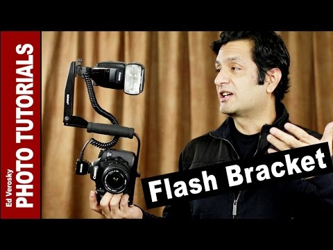 How to Use a Flash Bracket