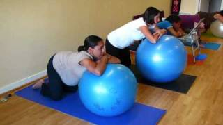 prenatal and labor exercises