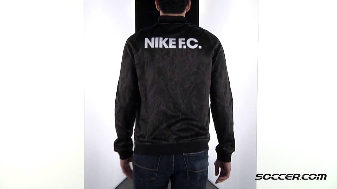 900c3a6a5152 nike fc track jacket
