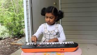Punnagai Mannan Theme Music by Kefira Rachel