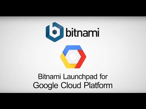 Bitnami Launchpad for Google Cloud Platform