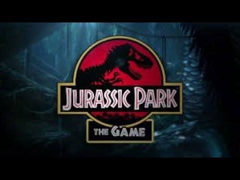 Jurassic Park The Game(El Juego)Episodio 1 cap 1