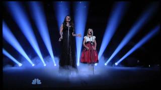 Jackie Evancho & Sarah Brightman On America