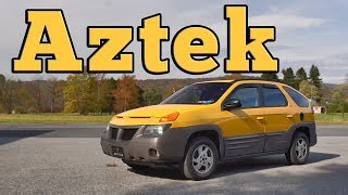 2001 Pontiac Aztek GT: Regular Car Reviews