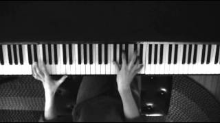 Kalafina to the beginning piano cover